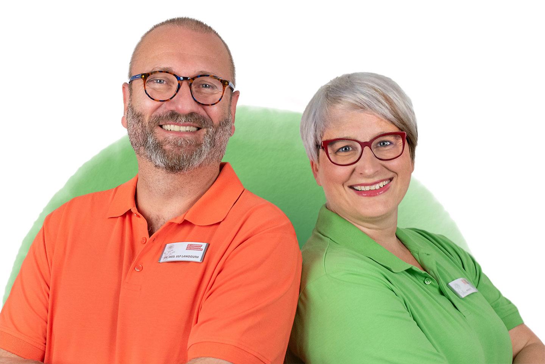 Dr. med. Ulf Langguth und Annette Kolbe